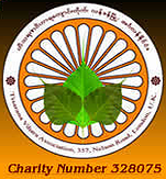 Tisarana Vihara Association logo